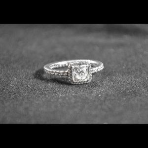 Pandora Timeless Elegance Ring Size 8
